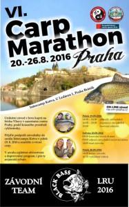 carp maraton black bass