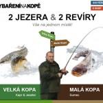 Rybaření na kopě - sponzor