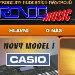 RONDO MUSIC HUDEBNÍ NÁSTROJE