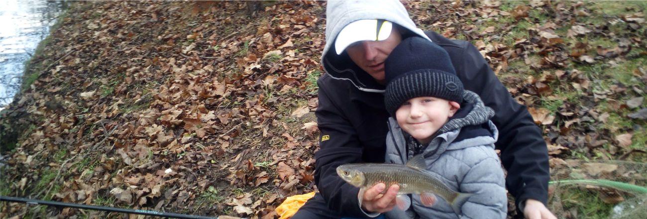 Silvestr - letošní poslední den na rybách