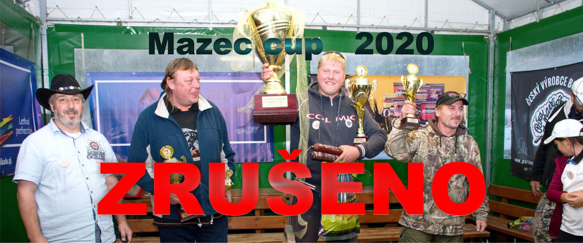 Mazec Cup 2020 - propozice