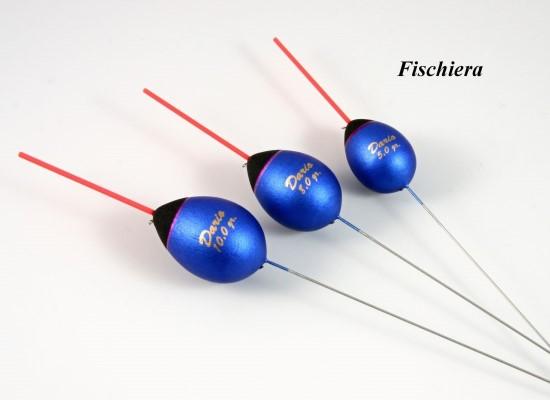 Fischiera - Bičové a děličkové splávky