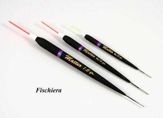 Fischiera - Ouklejové splávky